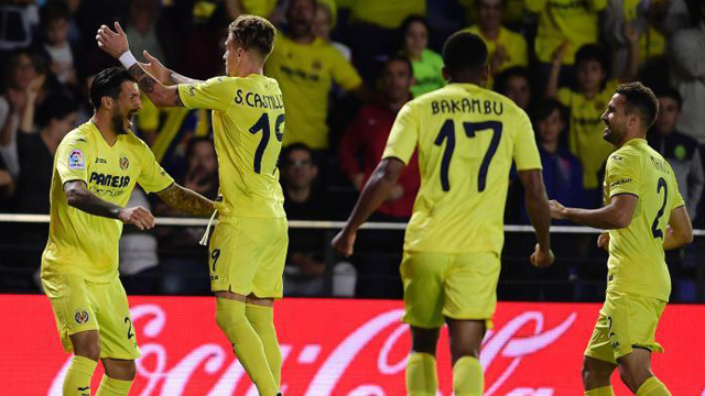 [Video] Cuplikan Gol Villarreal 5-0 Celta Vigo (Liga Spanyol)