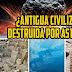 Asteroide destruyo antigua civilización avanzada hace once mil años.