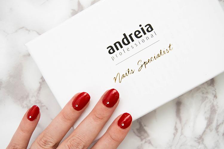 andreia profissional nail art