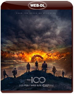 The 100 4ª Temporada (2017) WEB-DL 720p / 1080p Legendado e Dual Áudio Torrent