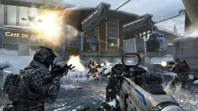 Call OF Duty Black Ops 2 Highly Compressed