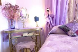 Habitaciones lilas