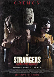 The Strangers: Prey at Night - Poster & Trailer