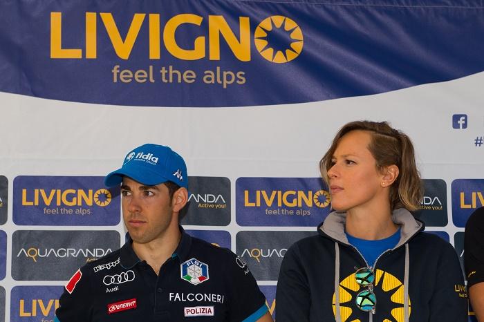 Livigno apre l\'anello del fondo con Federica Pellegrini e il ...