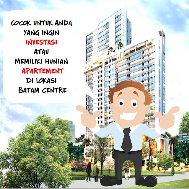 Apartement Skypark Batam Centre