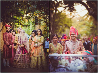 Main event day- Wedding of Krutika Akshay Bhansali