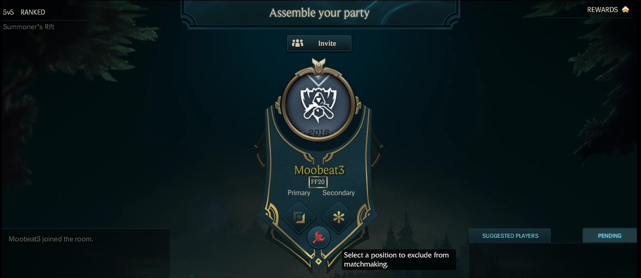 Pbe matchmaking - Gameplay - League of Legends.