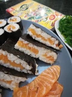 Sandwich Sushi selber machen
