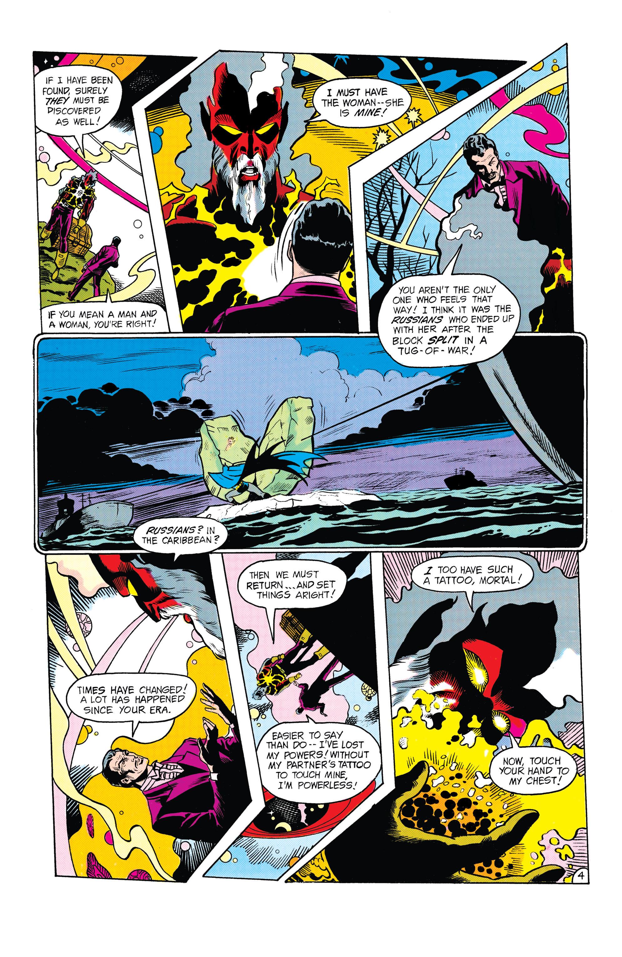 Read online World's Finest Comics comic -  Issue #306 - 5