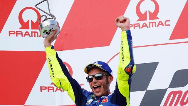 Ada Jonas Folger di Balik Aksi Rossi di Sachsenring