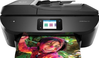 HP ENVY Photo 7858 All-in-One Printer Review - Free Download Driver