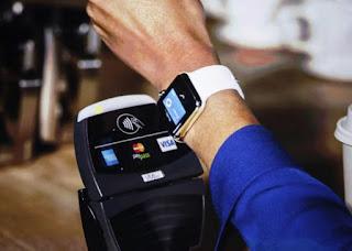 Как оплачивать покупки часами Apple Watch