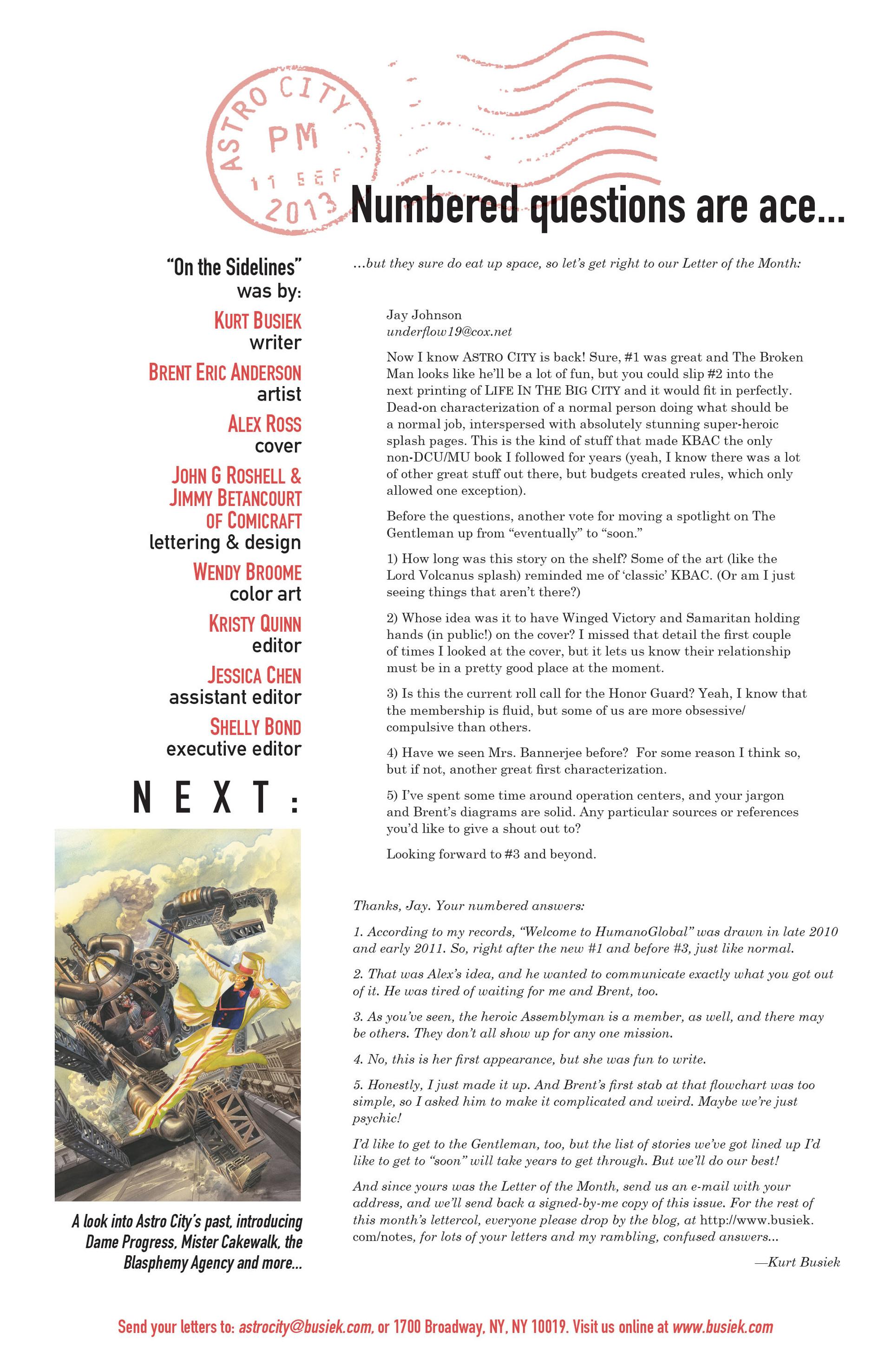 Read online Astro City comic -  Issue #4 - 26