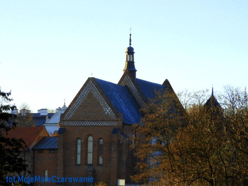 świat Ojca Mateusza Zabytkowe Kościoły W Sandomierzu Woj