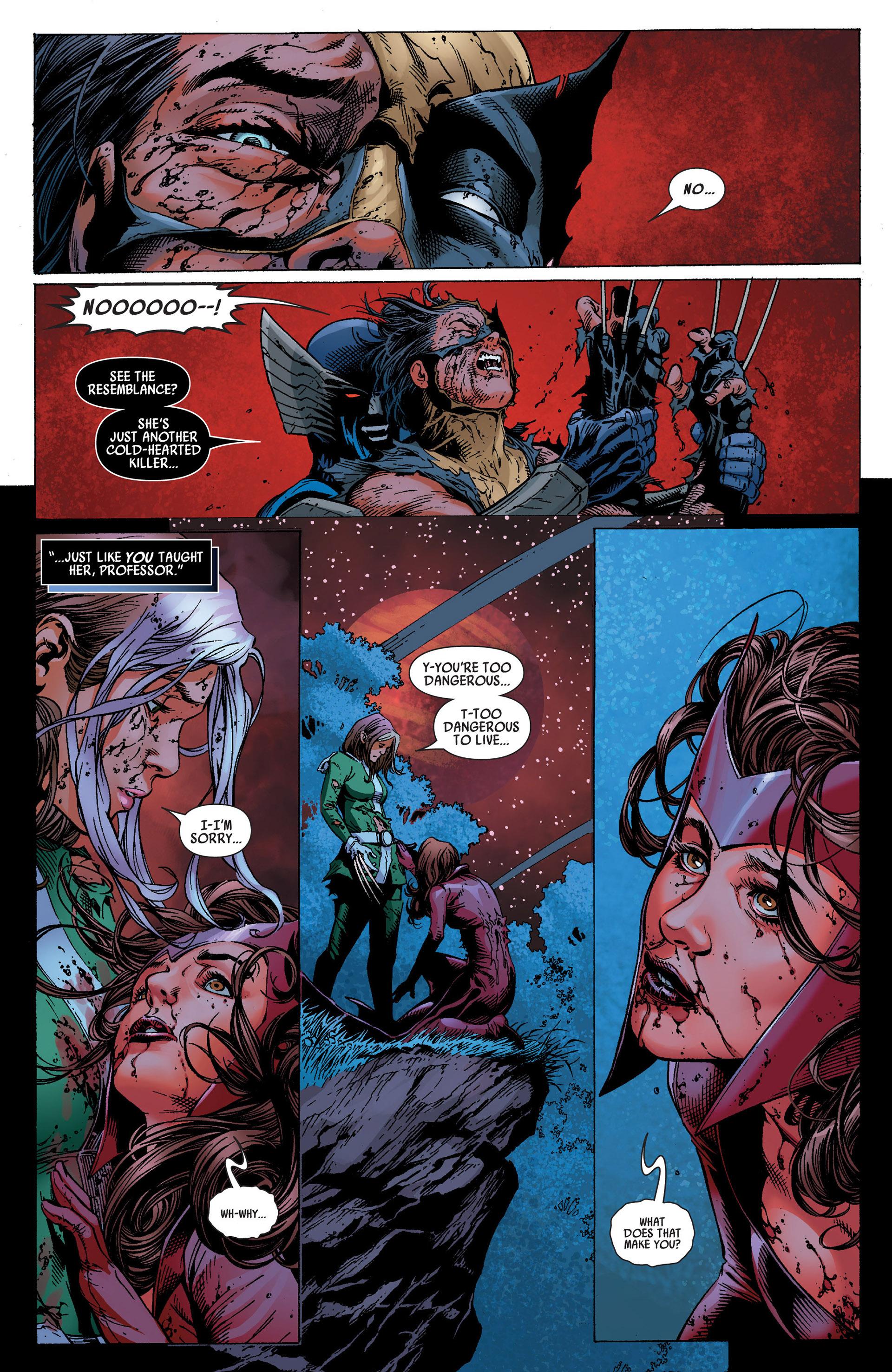 Read online Uncanny Avengers (2012) comic -  Issue #14 - 16