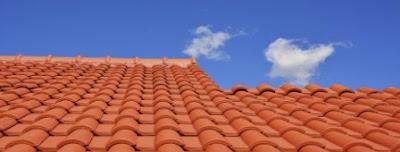 atap genteng, genteng tanah liat, genteng beton, atap rumah