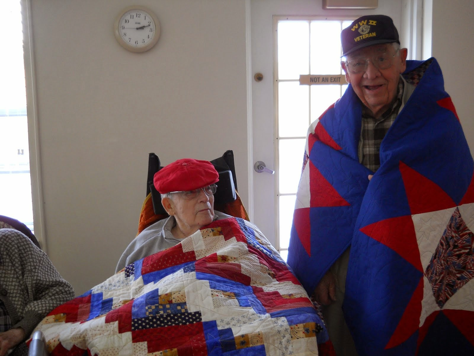 WW II Army Air Force Vets - Thank YOU!