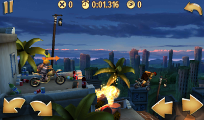 Trials Frontier MOD APK Terbaru v4.5.1 + Data Cheat