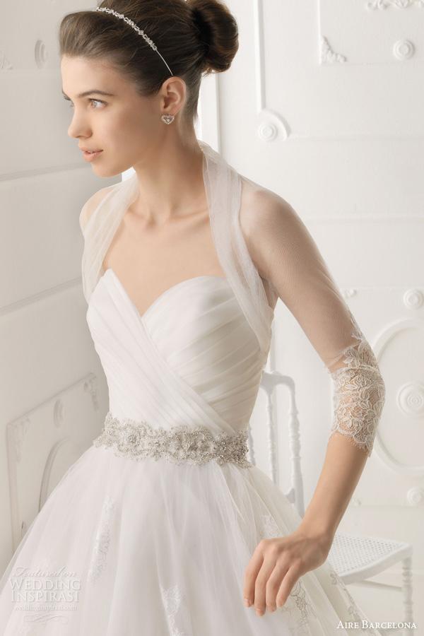 aire barcelona vintage 2014 bridal collection lace wedding dresses valentine 39 s day. Black Bedroom Furniture Sets. Home Design Ideas