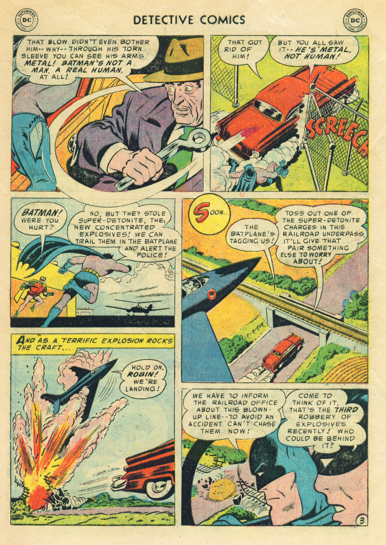 Detective Comics (1937) 224 Page 4