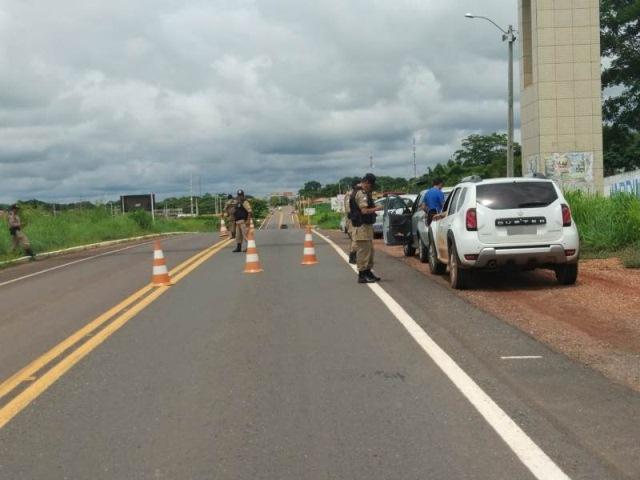 Operação Semana Santa da PM realiza mais de 5 mil abordagens a veículos e pessoas