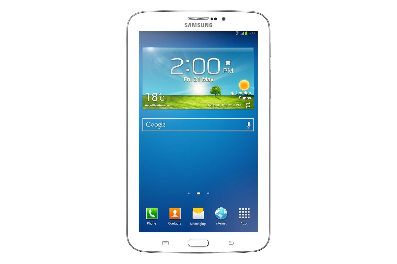 Harga dan Spesifikasi Samsung Galaxy Tab3