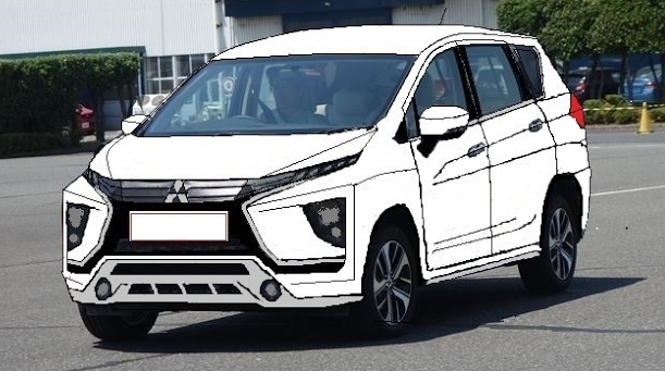 Mitsubishi Expander MPV will Has More Luxurious Interior than Its Competitors - CARUSER.NET