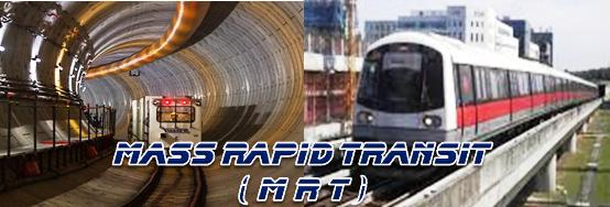 Pengertian Mass Rapid Transit (MRT)