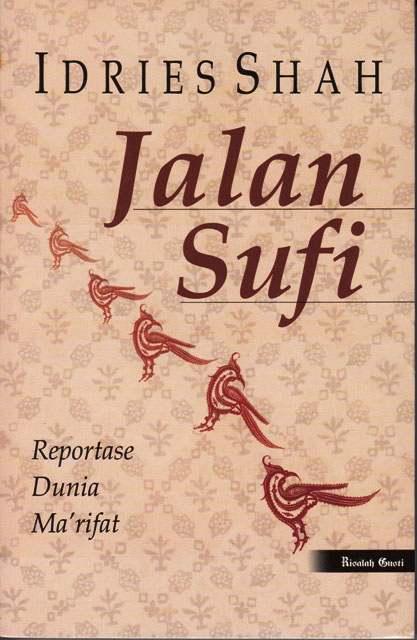 Ebook Jalan Sufi (Reportase Dunia Ma'rifat) Idries Shah