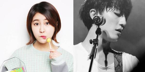 "Park Min Ji Pemain ""Cheese in the Trap"" Pacaran Sama Member Band Indie"
