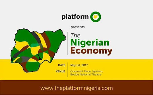 Registration opens for The Platform Nigeria - May 1