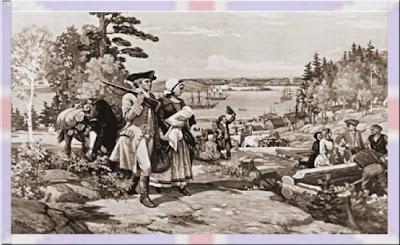 US Slave: Slavery in Nova Scotia, Canada
