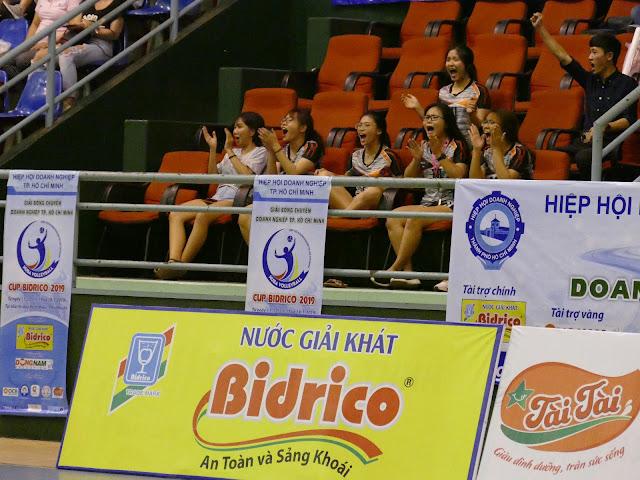 """""""Lộ diện"""" giải thưởng CĐV tích cực nhất ở cúp Bidrico 2019?"""