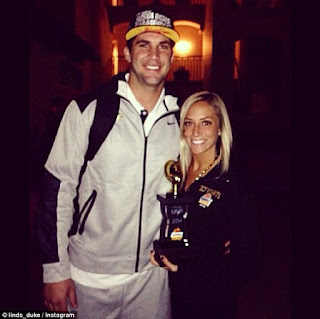 Blake Bortles And His Girlfriend