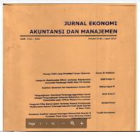 Jurnal Riset Ekonomi Akuntansi Dan Manajemen Pdf Download Gratis