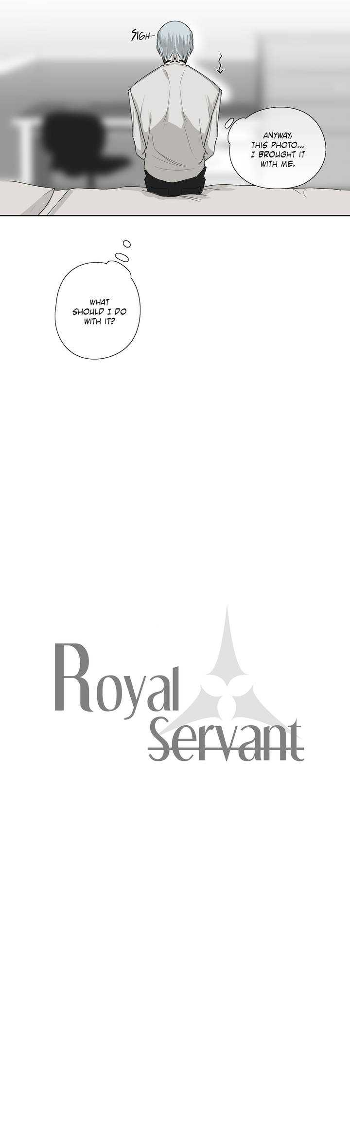 Royal Servant - Chapter 4