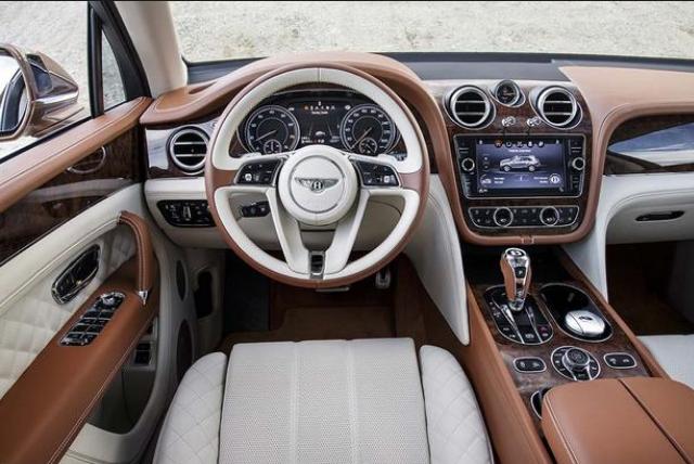 2017 Bentley Bentayga Review