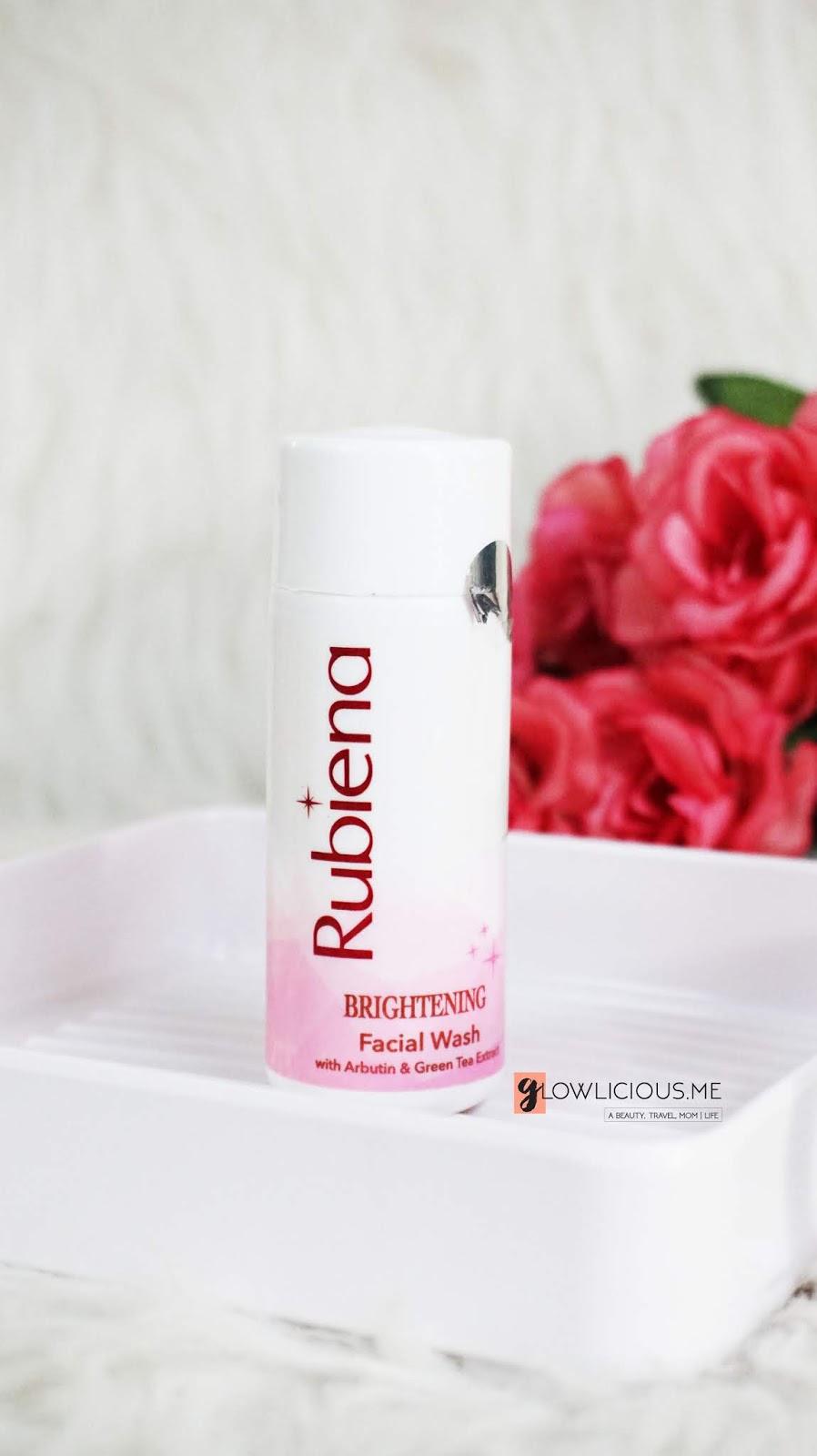 Rubiena Brightening Facial Wash 60ml