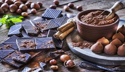 Cokelat Dapat Membantu Penyakit Saraf dan Sindrom Kelelahan Kronis