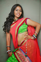 HeyAndhra Mithra Hot Half Saree Photos HeyAndhra.com