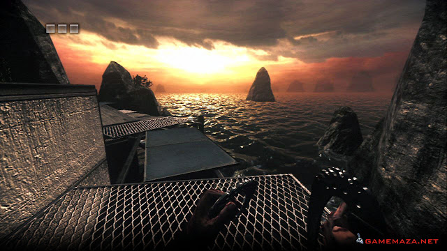 The Chronicles of Riddick Assault on Dark Athena Gameplay Screenshot 5