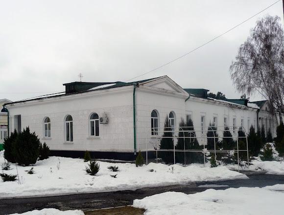 Самарський Свято-Миколаївський монастир. Трапезна