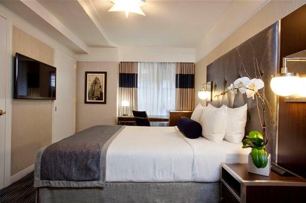 Hoteles en Nueva York céntricos wyndham new yorker