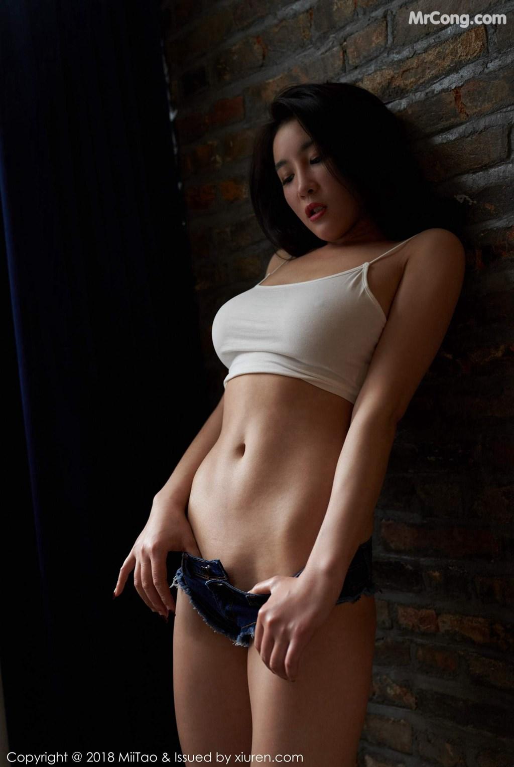Image MiiTao-Vol.104-Shan-Qi-MrCong.com-025 in post MiiTao Vol.104: Người mẫu Shan Qi (珊淇) (53 ảnh)