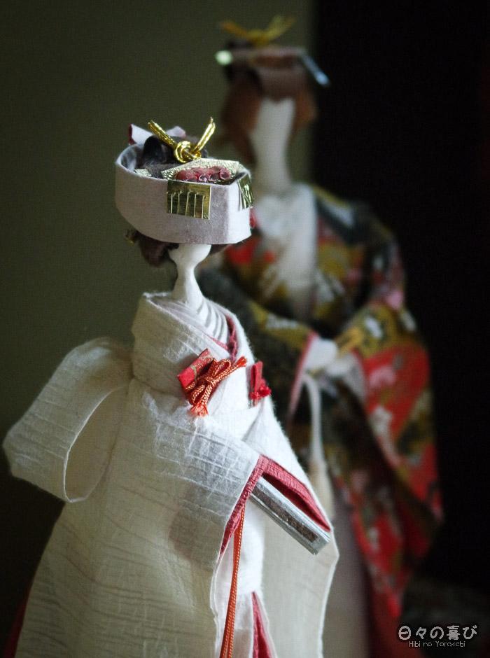 poupee washi ningyo mariage