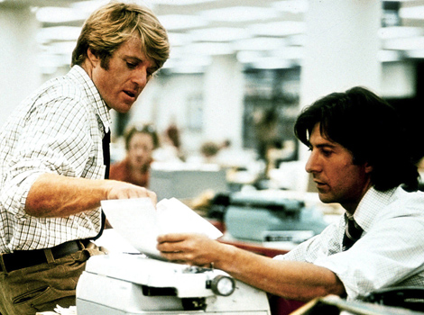 'All The President's Men' to screen at 2016 TCM Classic Film Festival