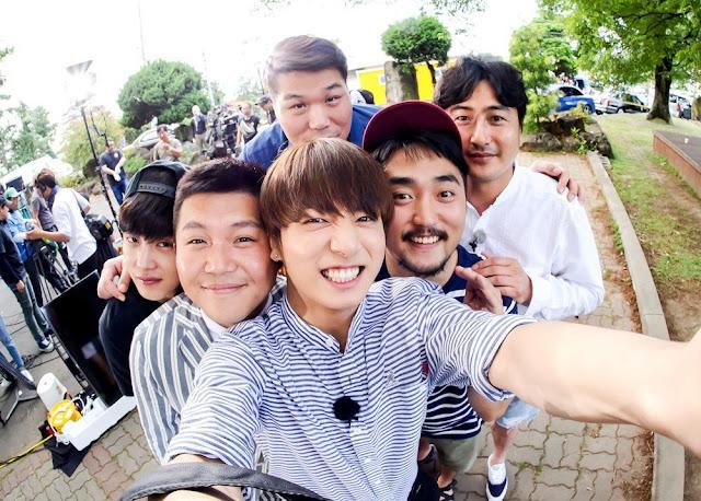 Muryo Download: Flower Crew (Jungkook & Minsuk) - Episode 2