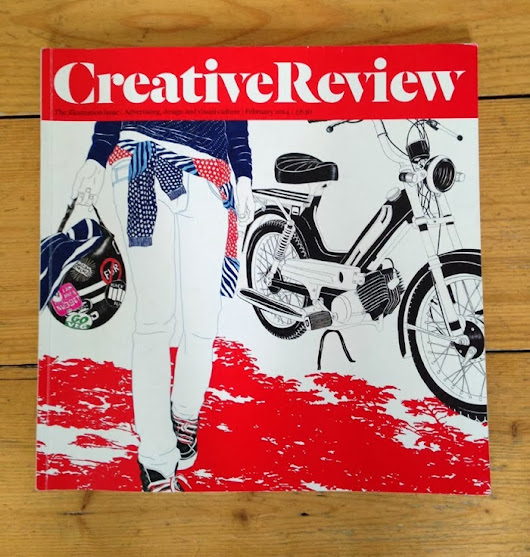 FEATURED in CREATIVE REVIEW UK