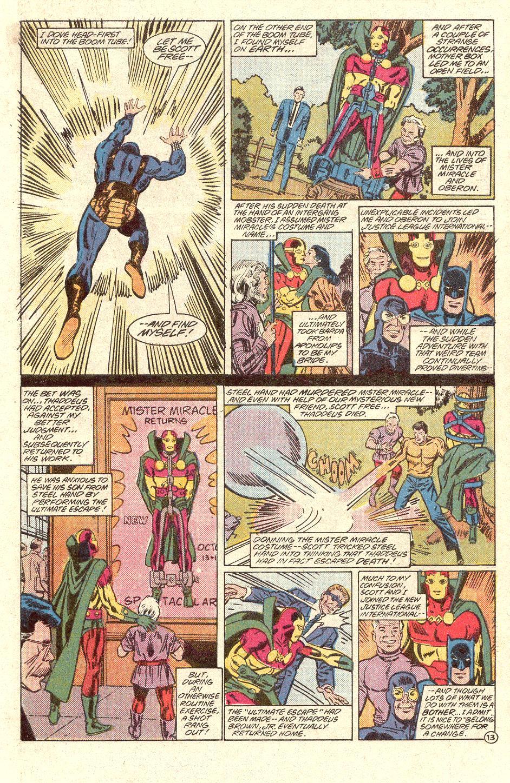 Read online Secret Origins (1986) comic -  Issue #33 - 16