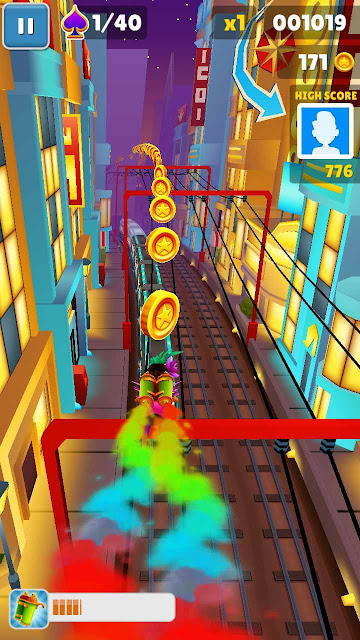 Cheat subway surfers terbaru no root
